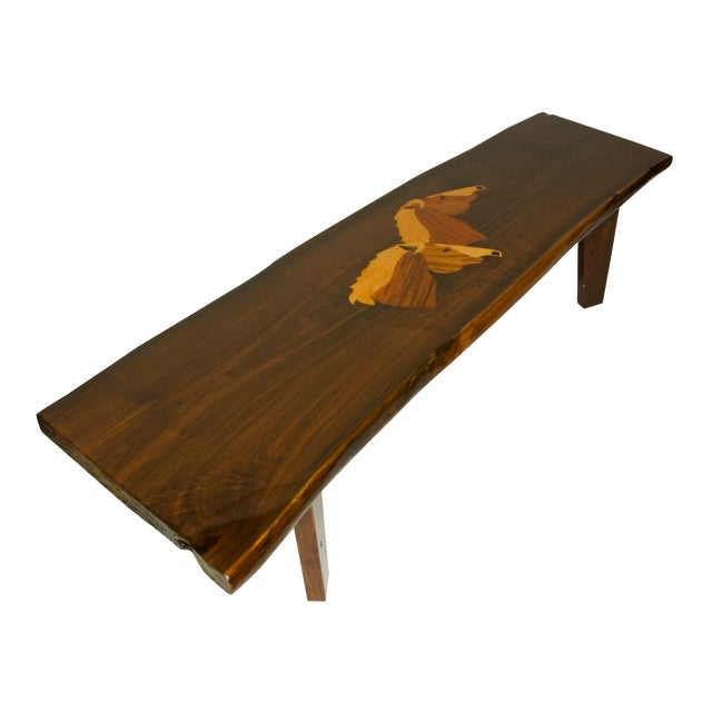 Live Edge Windwalkers Table - Image 1 of 3