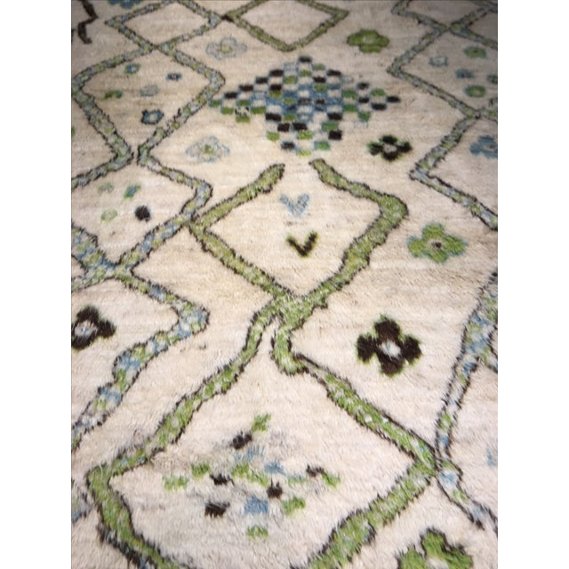 """Bellwether Rugs Azilal Moroccan Shag Rug - 7'9"""" X 10'7"""" - Image 3 of 10"""
