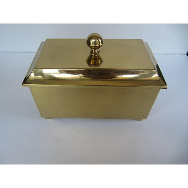 Brass Lided Box For Sale - Image 6 of 13
