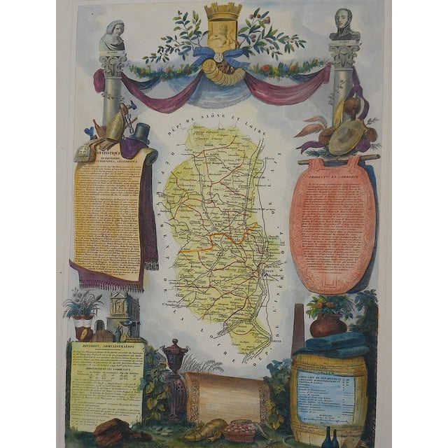 Levasseur Antique Province Of France Map - Image 3 of 3