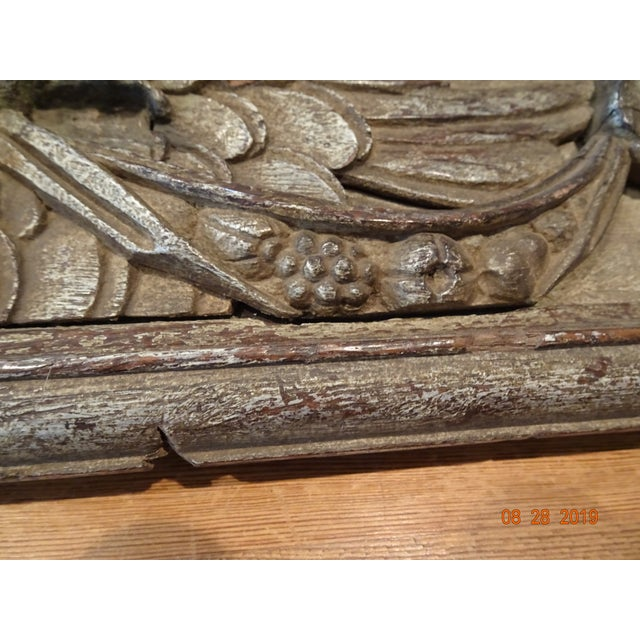 Gray Pair of 18th Century Italian Architectural Panels For Sale - Image 8 of 13