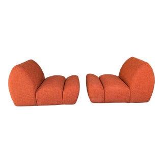 1970s Vintage Paloa Chairs by Emilio Guarnacci - a Pair For Sale