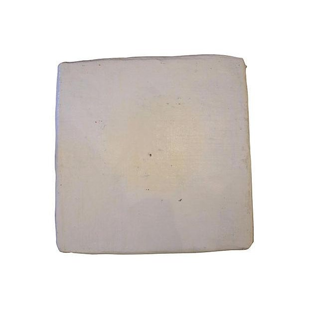 John Dickinson-Attributed Plaster Stool - Image 10 of 10