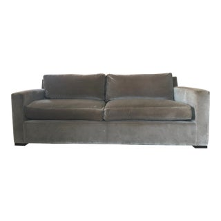 Modern Baker Flatiron Sofa For Sale