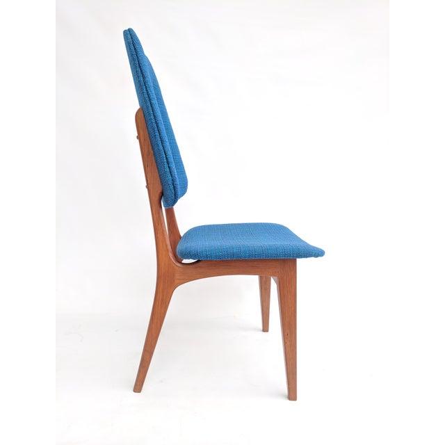 Teak 1960s Scandinavian Modern Sorheim Bruk Teak Dining Chairs - Set of 10 For Sale - Image 7 of 13