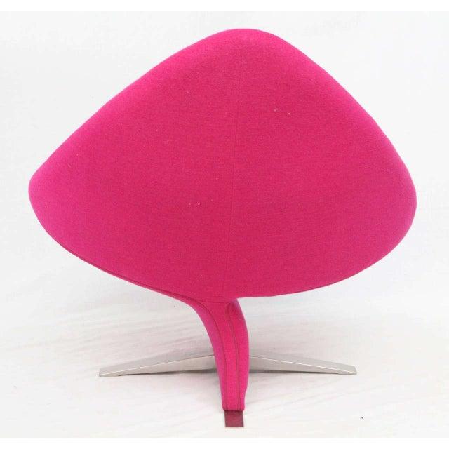 Unusual Danish Lounge Chair - Image 7 of 8
