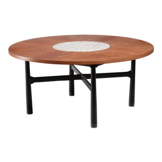 Harvey Probber round coffee table, 1960s For Sale
