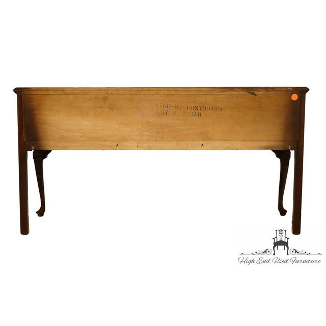 Hickory Furniture American Masterpiece Collection Solid Cherry Sideboard / Credenza For Sale - Image 11 of 13