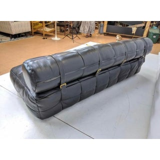 1960s Vintage De Sede Tufted Leather Sofa Preview