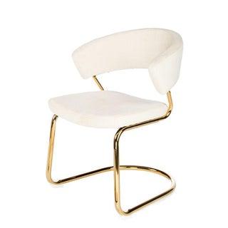 Modern Brandie Steel Side Chair Preview