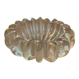 Barovier and Toso Murano Candy Dish/Ashtray For Sale