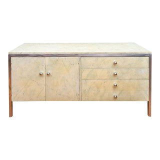 Mid-Century Modern Combination Sideboard by Tomlinson Furniture For Sale