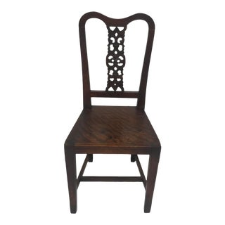 Early 20th Century Vintage Chinese Chair For Sale
