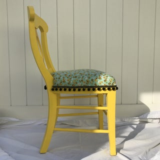 Mid-Century Biedermeier Style Painted Wood Accent/Side Chair Preview