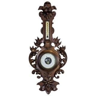 19th Century Antique Barometer For Sale