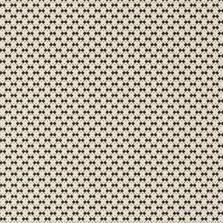 Sample - Schumacher X David Oliver Domino Wallpaper in Piano Forte Preview