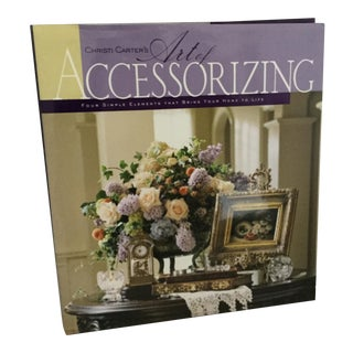 Art of Accessorizing by Christi Carter For Sale