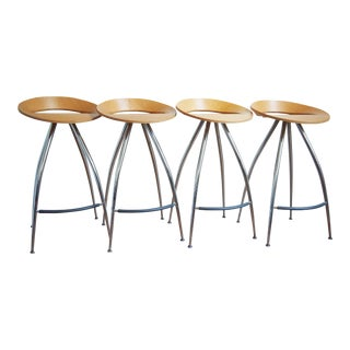 Herman Miller Magis Lyra Stools - Set of 4