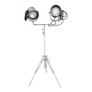 Industrial Stage Lights Floor Lamp For Sale