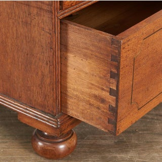 19th Century Brass Inlaid Campaign Chest Preview