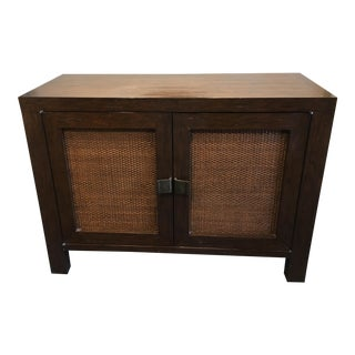Curate Home Woven Door Chest For Sale