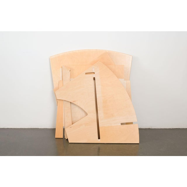 Modern Puzzle Chair For Sale - Image 3 of 9