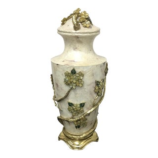 New Maitland-Smith Shell Encrusted Urn