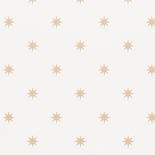With its elegant, seven-point stars, Stargaze is a charming, timeless wallpaper. Infinitely versatile, it's wonderful for...