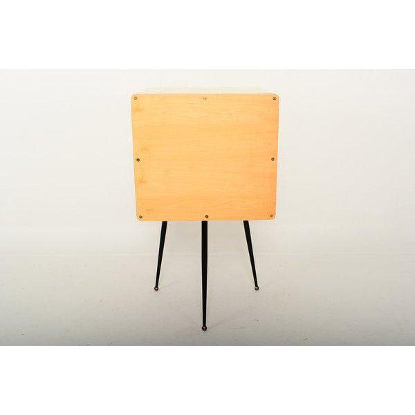 Mid-Century Modern Borsani Style File Cabinet For Sale - Image 4 of 6