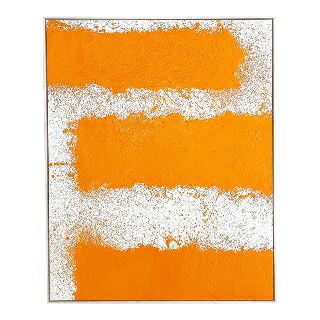 John O'Hara, Tar, T2, Encaustic Painting For Sale