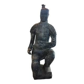 First Emperor Terracotta Kneeling Archer Statue For Sale