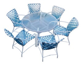 Image of Vinyl Patio and Garden Furniture