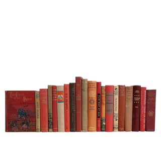 Sunset Nautical : Set of Twenty Decorative Books For Sale