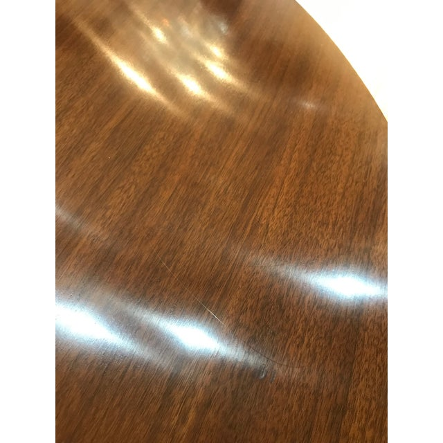 Barbara Barry for Henredon Arts and Crafts Ascot Mahogany Dining Table For Sale - Image 10 of 12