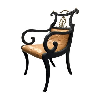 New Regency Dining Chair For Sale