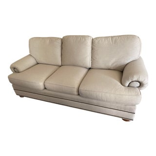 Thomasville Ashby Fabric Sofa For Sale