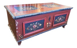 Image of Newly Made Trunks & Blanket Chests