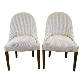 Newly Upholstered Chairs - a Pair