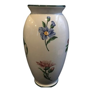 Tiffany & Co. Sintra Vase, Made in Portugal For Sale
