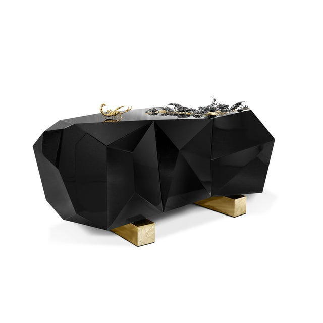Not Yet Made - Made To Order Metamorphosis Diamond Sideboard From Covet Paris For Sale - Image 5 of 5