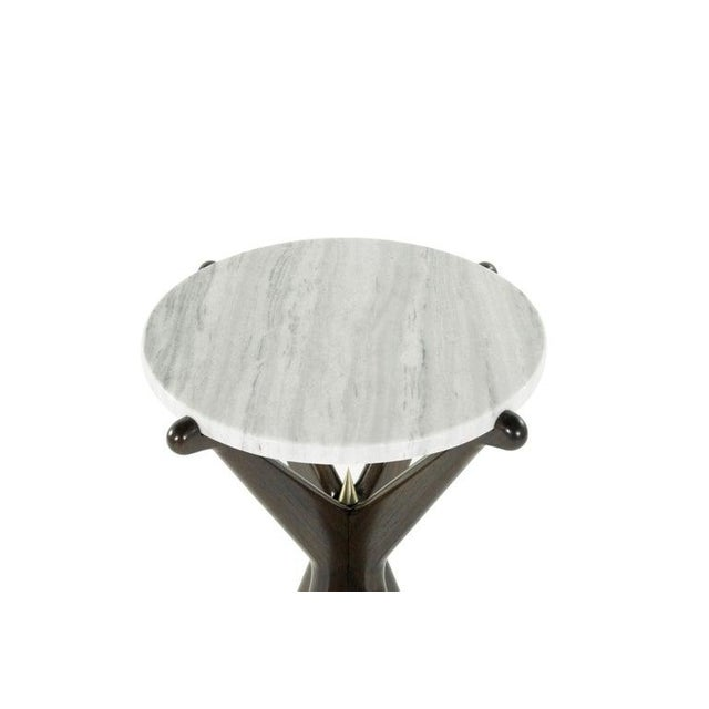 Gazelle Collection Cigar Table For Sale In New York - Image 6 of 12