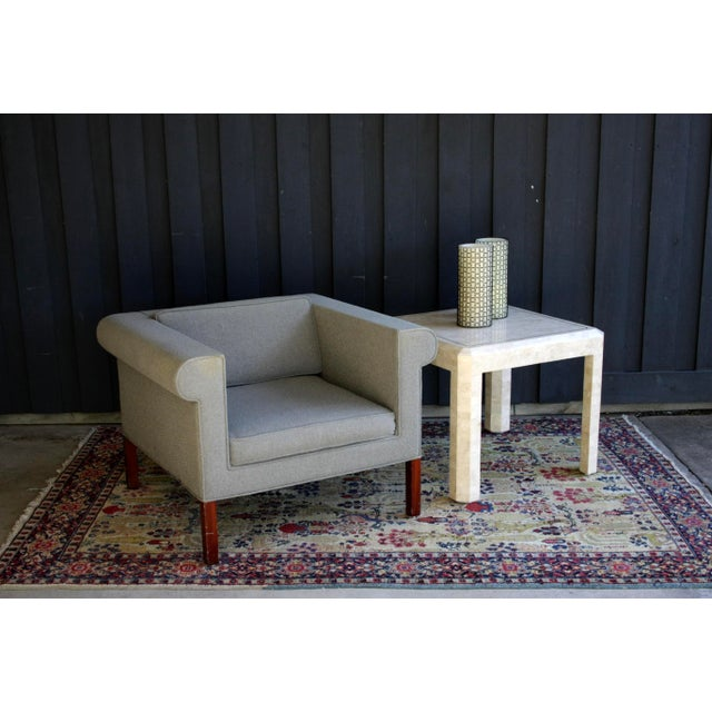 Charles McMurray Postmodern Lounge Chairs, a Pair For Sale - Image 10 of 11