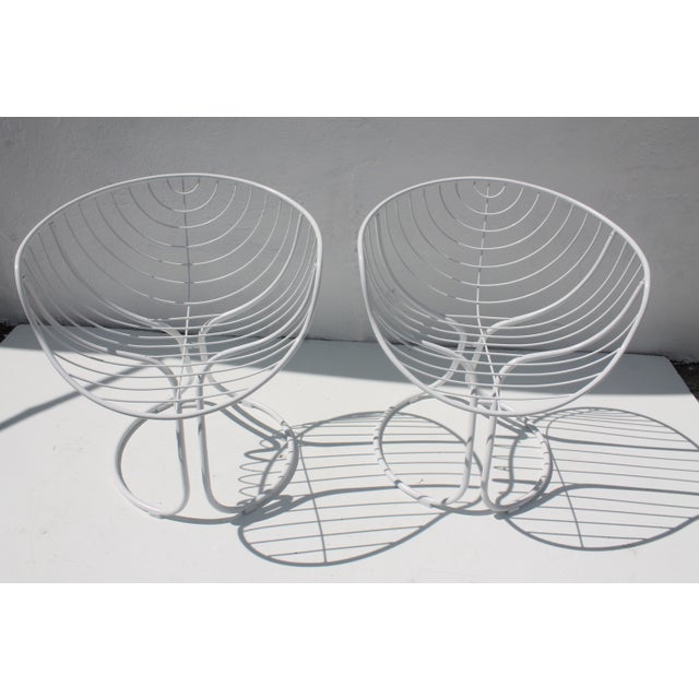 "Italian ""Pan Am"" Logo Chairs - A Pair - Image 11 of 11"