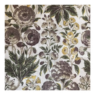 Jasper Isle Flower Fabric - 2 Yards