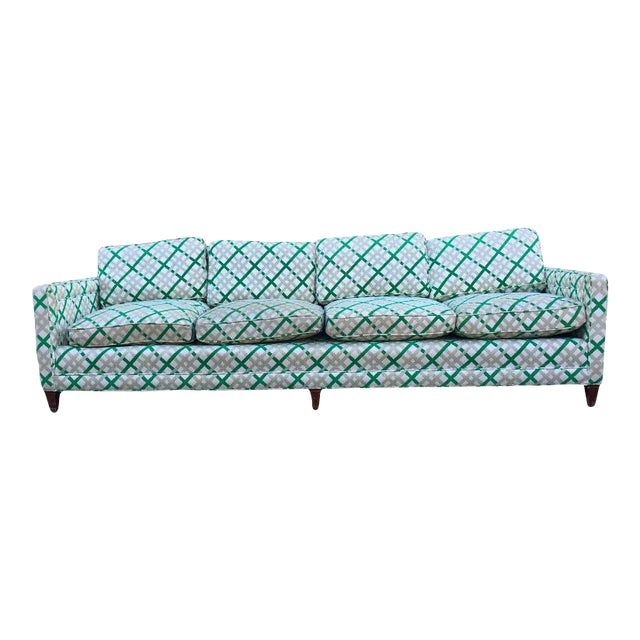 Mid-Century 1950's Baker Sofa - Image 1 of 6