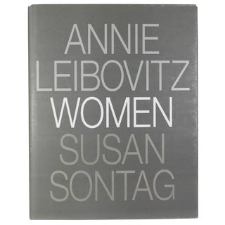 Leibowitz and Sontag: Women, First Edition For Sale