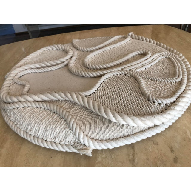2020s Sculptural Rope Art by Catie Conlon For Sale - Image 5 of 6