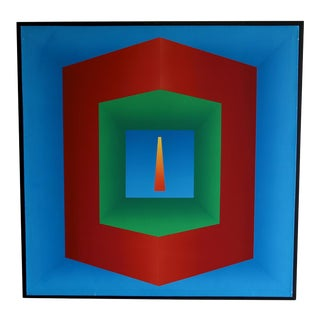 Contemporary Abstract Francis Tansey Painting For Sale