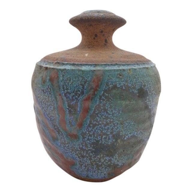 Lyman California Studio Pottery Vase For Sale