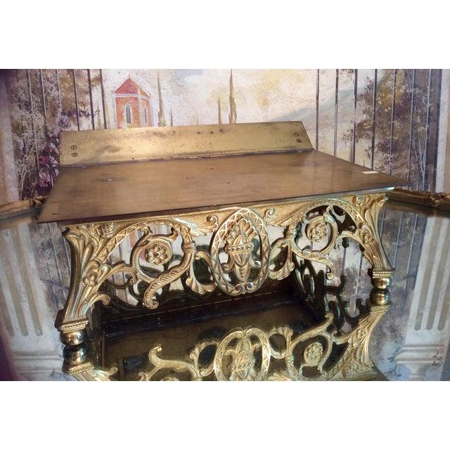 Vintage Brass Missal - Image 10 of 10